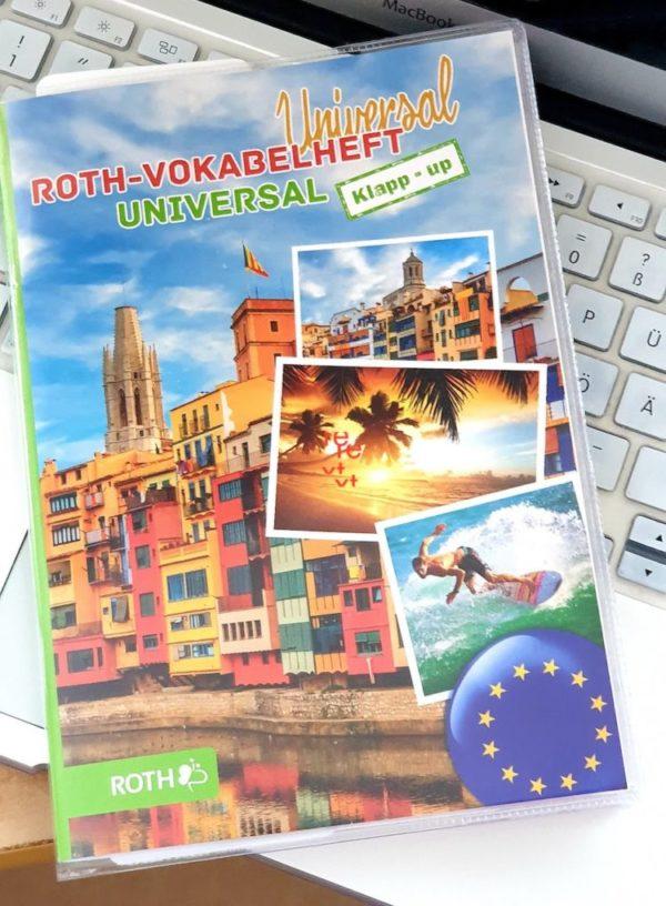 Klapp-up Vokabelheft Roth Wonderlanguages Blog Vokabelhefte richtig nutzen