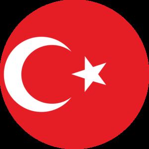 Türkisch lernen Flagge Wonderlanguages